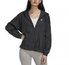 Adidas Originals Womens Windbreaker Black