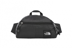 The North Face Flyweight Bum Bag Asphalt Grey / TNF Black