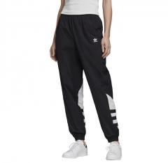 Adidas Originals Womens Large Logo Track Pants Black / White