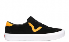 Vans Sport Black / Cadmium Yellow