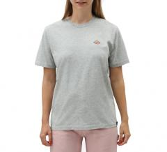 Dickies Womens Stockdale Tee Grey Melange