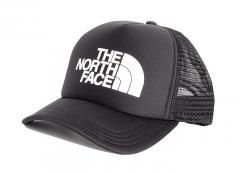The North Face TNF Logo Trucker TNF Black / TNF White