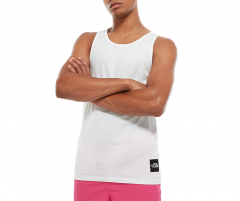 The North Face Masters Of Stone Tank TNF White