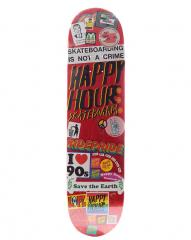 Happy Hour Sticker Job 4 Deck 4 8.0