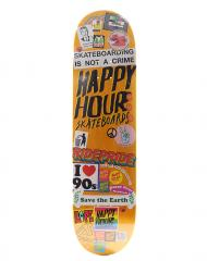 Happy Hour Sticker Job 4 Deck 8.25