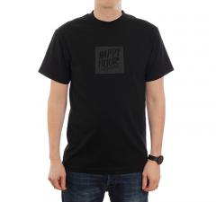 Happy Hour OG Box Logo Tee Black