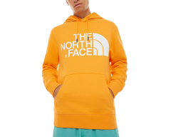The North Face Standard Hoodie Flame Orange