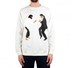 Dedicated Malmoe Pulp Fiction Dance Off White