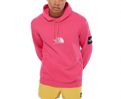 The North Face Fine Alpine Hoodie Mr. Pink