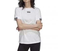 Adidas Originals Womens Tee White