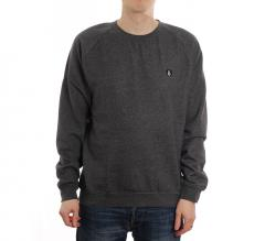 Volcom Timesoft Crew Sweater Black