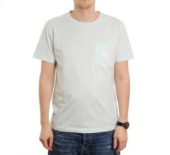 Makia Square Pocket T-Shirt Mint