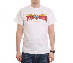 Thrasher Venture Collab Tee White