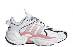 Adidas Womens Magmur Runner Cloud White / Grey One / Glory Pink