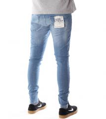 Gabba Iki Jeans Light Blue