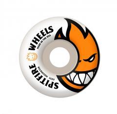 Spitfire Bighead Wheels White 50mm