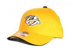 Outerstuff NHL Youth Nashville Predators Snapback Yellow