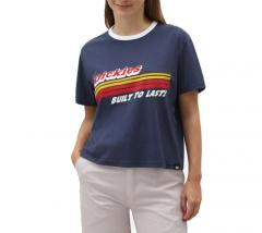 Dickies Womens Cadwell Tee Navy