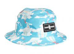"""Monmon """"The Bucket Hat"""" Airballoon Turquoise"""