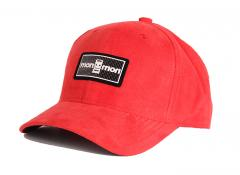 "Monmon ""The Cap"" Perfect Crown Snapback Red"