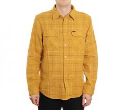 Brixton Bowery Flannel Honey