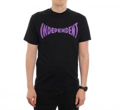 Independent Chroma Tee Black