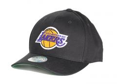 Mitchell & Ness Los Angeles Lakers 110 Snapback Black