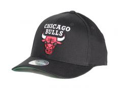 Mitchell & Ness Chicago Bulls 110 Snapback Black