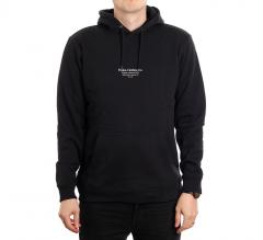 Makia x Von Wright Caught Hooded Sweatshirt Black