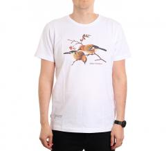 Makia x Von Wright Jays T-shirt White