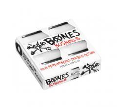 Bones Bushings Hard Black / White