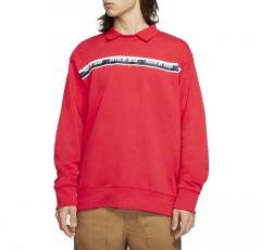 Nike SB On Deck Novelty Crew University Red