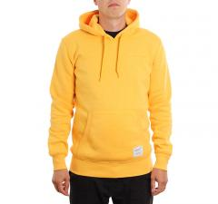 Mitchell & Ness Classic Fleece Hoodie Yellow