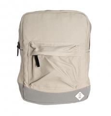 "Monmon ""The Premium One"" Backpack Grey"