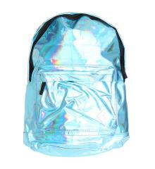 "Monmon ""The Foil One"" Backpack Turquoise"