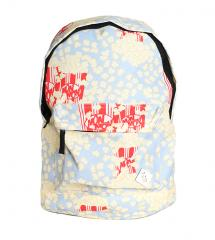 "Monmon ""The Wild One"" Backpack Popcorn"