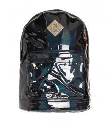 "Monmon ""The Foil One"" Backpack Black / Gold"