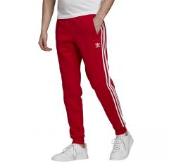 Adidas Originals 3 Stripes Pant Scarlet