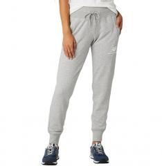 New Balance Womens Essentials French Terry Sweatpant Athletic Grey