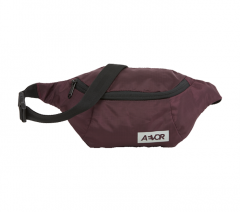 Aevor Hip Bag Ripstop Ruby