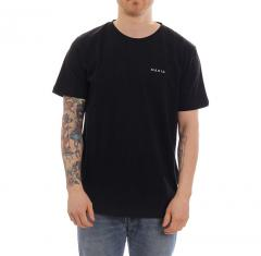 Makia Trim Tee Black