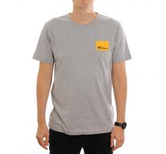 Makia Barrier Tee Grey