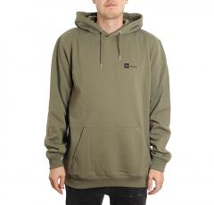 Makia Dylan Hooded Sweatshirt Olive