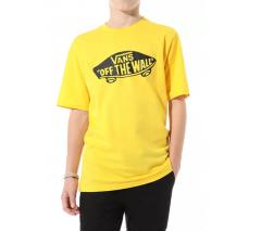 Vans Youth OTW Tee Lemon Chrome / Black