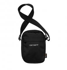 Carhartt WIP Payton Shoulder Pouch Black / White