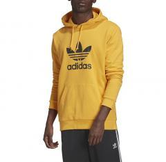 Adidas Originals Trefoil Hoodie Active Gold