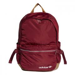 Adidas Originals Premium Essentials Modern Backpack Collegiate Burgundy / Mesa