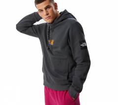 The North Face Fine Alpine Hoodie Asphalt Grey