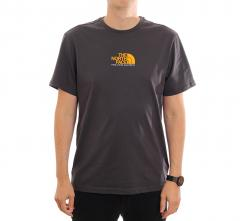 The North Face Fine Alpine Equipment Tee 3 Asphalt Grey
