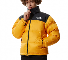 The North Face 1996 Retro Nuptse Jacket Summit Gold